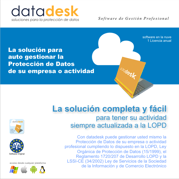Software De Gestión Documental LOPD